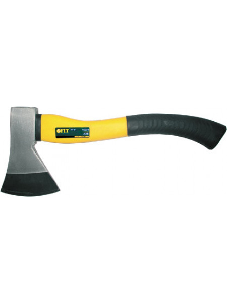 Топор кованая усиленная сталь усиленная фиберглассовая ручка  600 гр.