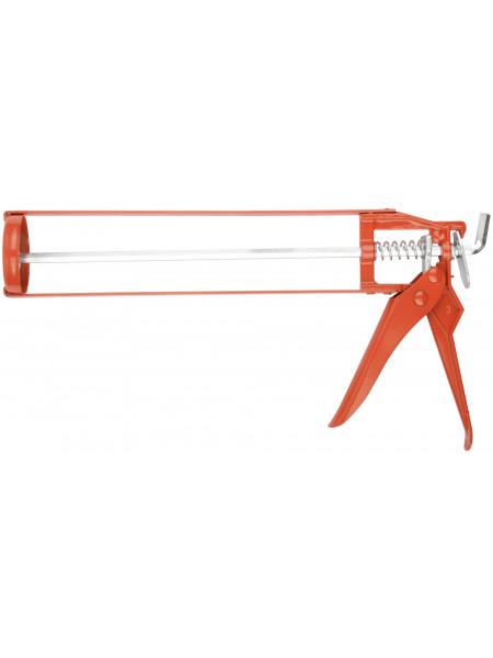 Пистолет для герметика 225 мм скелетный