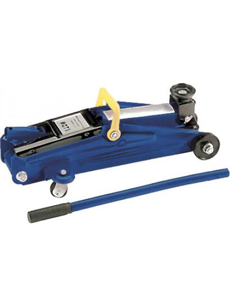 Домкрат гидравлический подкатной 2 т 130-350 мм в чемоданчике