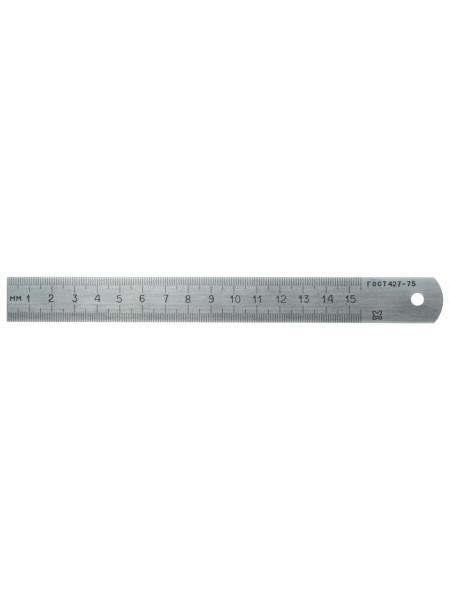 Линейка металлическая  150х20 мм
