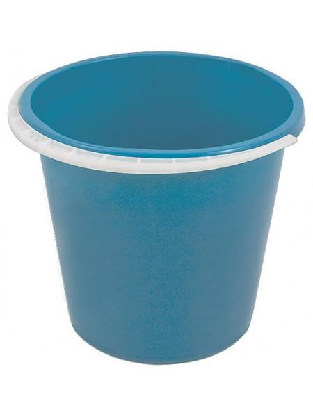 Ведро пластиковое хозяйственное 10 л