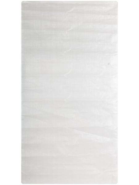 Мешок для строит.мусора тканый полипропиленовый белый 80 гр 1050х550 мм