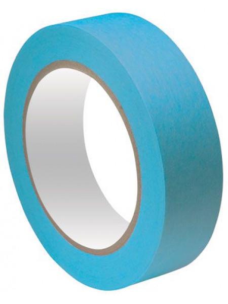 Лента малярная бумажная для деликатных поверхностей 24 мм х 25 м