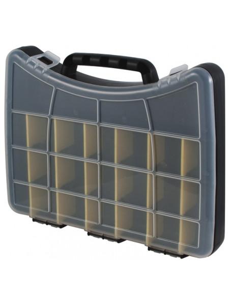 Ящик для крепежа (органайзер) (с защелкой) 12'' (30 х 225 х 45 см)