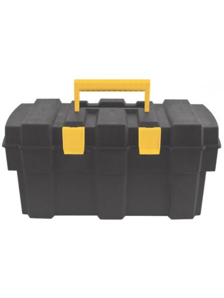Ящик для инструмента пластиковый (квадратичный) 13'' (335 х 18 х 16см)