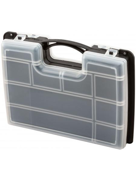 Ящик для крепежа (органайзер) двухсторонний (295 х 22 х 76 см)