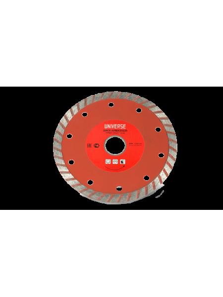 Диск алмазный ТУРБО 115х22х2,4 мм
