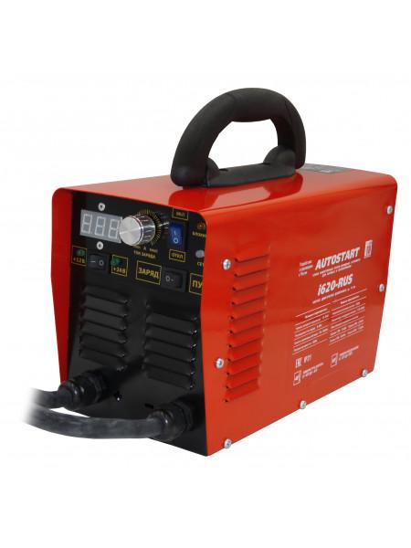 Пуско-зарядное устройство инверторное BestWeld Autostart i620-RUS BW1650R